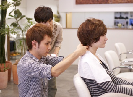 Hair Salon Boyfriend