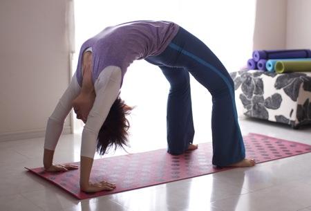 比屋根優子 7 yoga