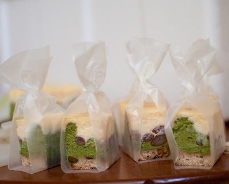 モンシュシュ・抹茶チーズケーキ