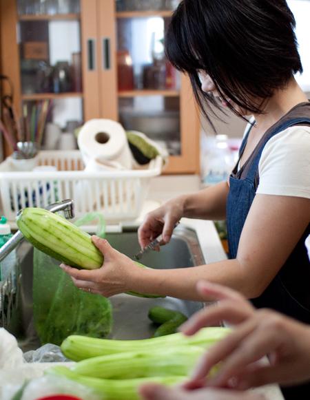 沖縄料理教室