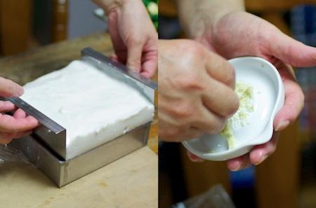 ジーマーミ豆腐 沖縄料理教室