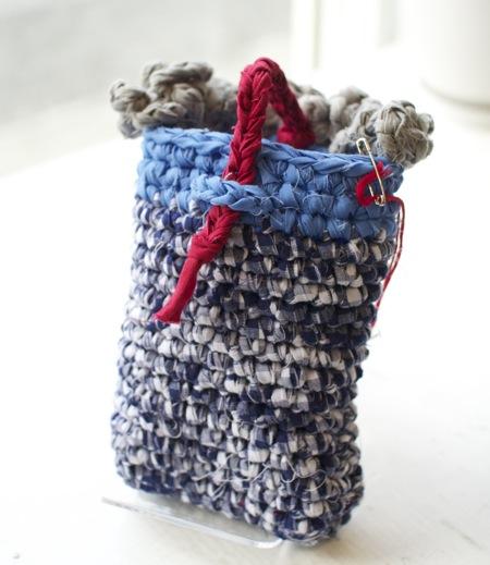 裂き編みによる手仕事 ナカソネサチヨ