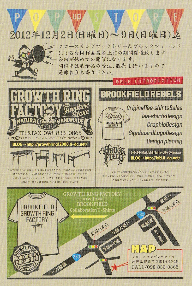 GROWTH RING FACTORY