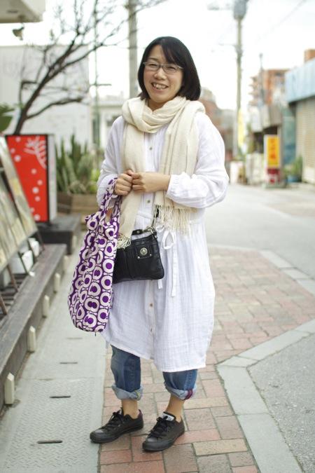 沖縄 ファッションスナップ