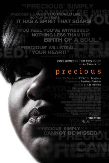 the film precious by lee daniels Director lee daniels (shadowboxer) has created a very powerful film that manages to entertain while evoking a broad spectrum of emotions, from anger and heartbreaking pity to optimism, joy and hope clareece precious jones (gabby sidibe) is a fat 16-year-old illiterate black girl that lives in harlem with her welfare-dependent, abusive mother.