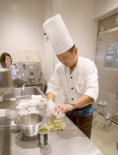 コレンテ料理教室