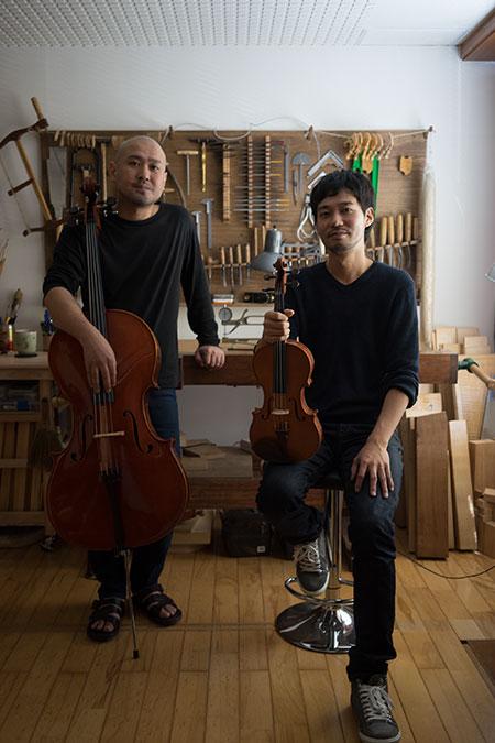 弦楽器製作 Atelier pici