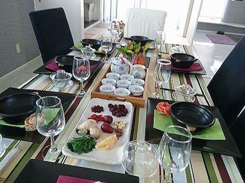 9月テーブル